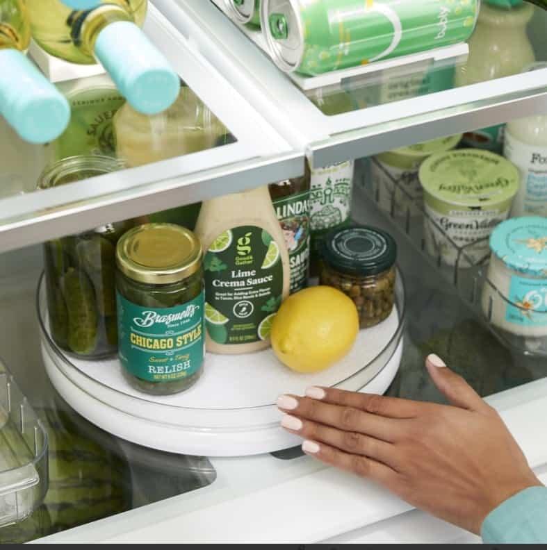 draaiplateau lazy susan voor in de koelkast
